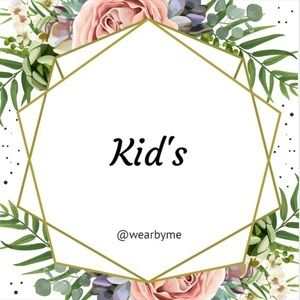 **NOT FOR SALE ** Kid's items start here